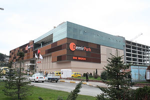 Zonguldak Demirpark Mall, Turkey