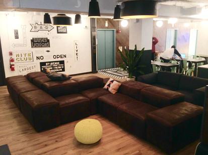 sofa wework