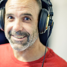Gilad Bloom in the studio 6