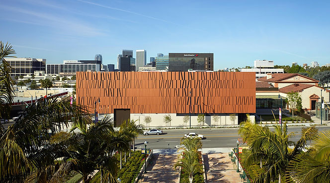 WALLIS ANNENBERG CENTER FOR THE PERFORMING ARTS, Beverly Hills, USA