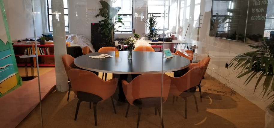 chairs for WEWORK