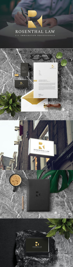 Law Firm branding package