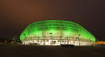 New Estadium FTC (Groupama) – Budapest (Hungary)_