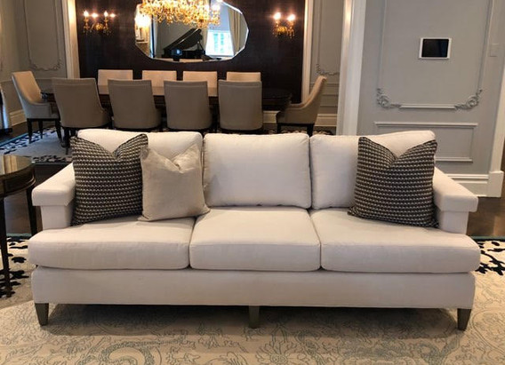 the plaza - sofa design