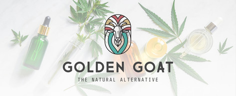 Golden Goat ~ CBD products