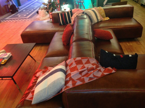 wework - sofa