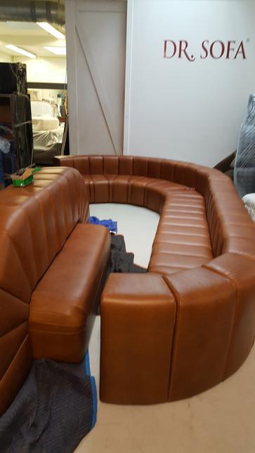 sofa for bank of america