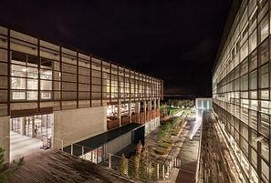 Piri Reis University - Powder Coated Aluminum Expanded Mesh Facade - Istanbul_Turkey 2