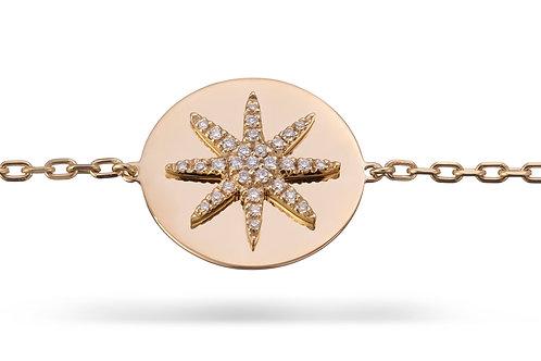 SOLE Bracelet Rose' gold