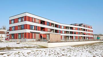 OLD-AGE HOME KÖSCHENRÜTI, Switzerland