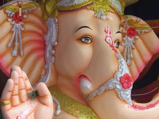 רשמים מהמסע להודו: גנש צ'טורטהי