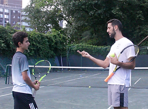 Private Lesson with Gilad's assistant.pn
