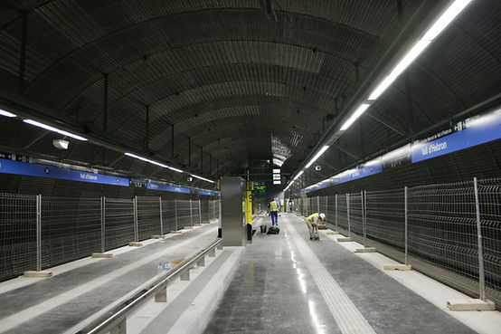Estaviones de Metro Bcn L5