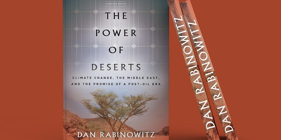 ARC Seminar: The Power of Deserts
