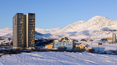 JAGTVEJ HOUSING DEVELOPMENT, Greenland