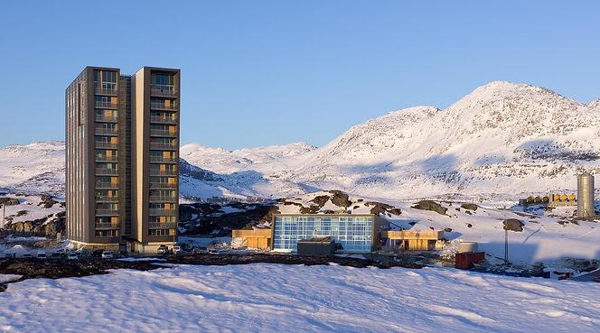 JAGTVEJ HOUSING DEVELOPMENT, Greenland