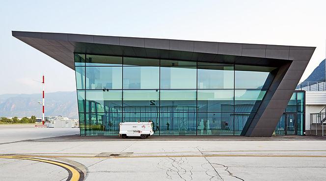 AIRPORT EXTENSION, BOLZANO, Italy