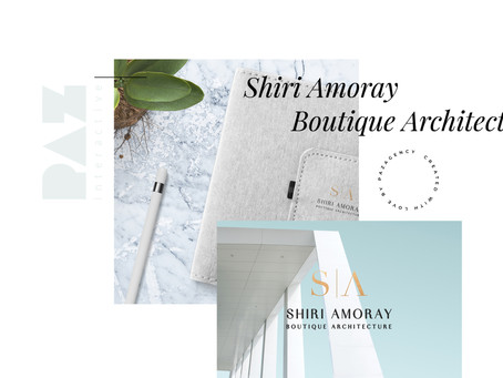 Shiri Amoray | Boutique Architecture