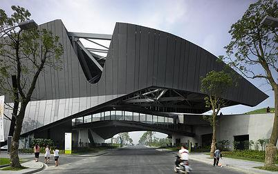 Giant Interactive Group, Dragon island, Shanghai, China