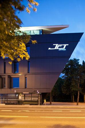 Jet, Poznan