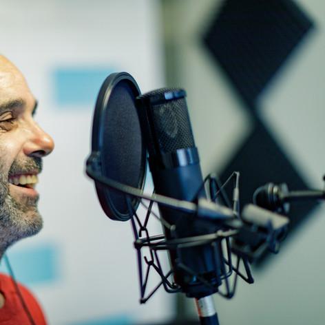 Gilad Bloom in the studio 4