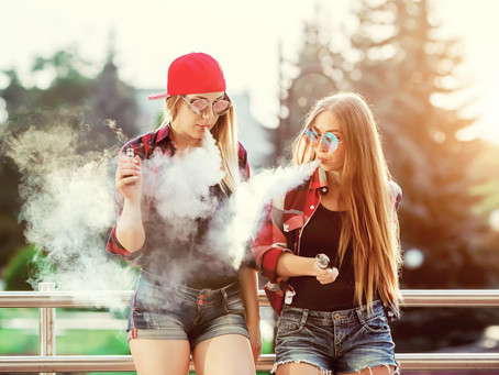 HOW DO YOU TALK TO YOUR TEENAGER ABOUT VAPING?