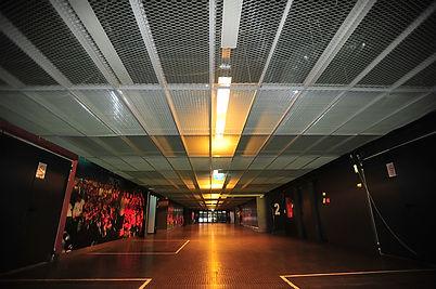 Türk Telekom Arena Stadium-Expanded Mesh Suspended Ceiling-Istanbul_Turkey