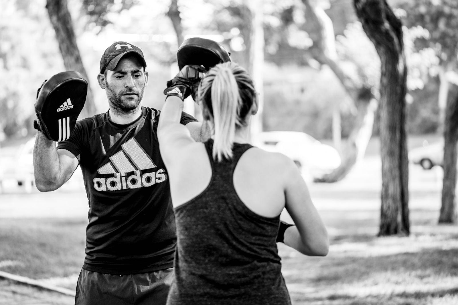 אלעד רוזנברג - מאמן כושר אישי