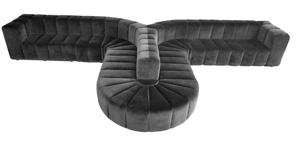 Adidas sofa design