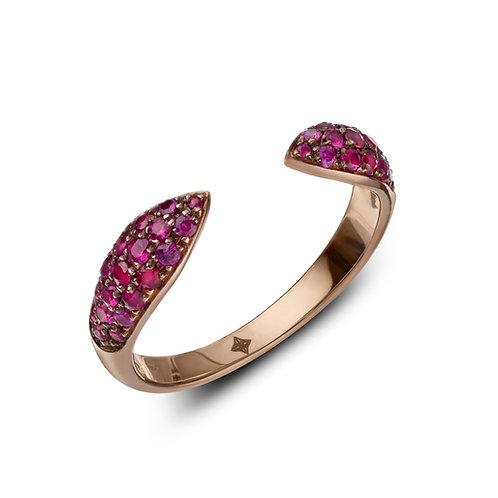 ANNA Ring Rubies