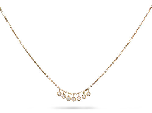 ANNA Necklace Yellow gold