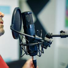 Gilad Bloom in the studio 9