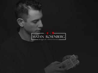 MATAN ROSENBERG \Magical Entertainer
