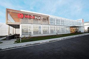 Mecaplast R_D Center- Expanded Mesh Facade_Canopy - Gebze_Turkey2