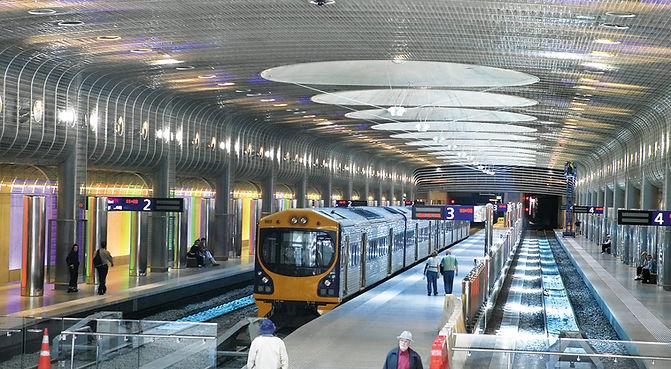 Britomarttrain station –Auckland (New Zealand)_ Architect_ Mario MadayagJasmax