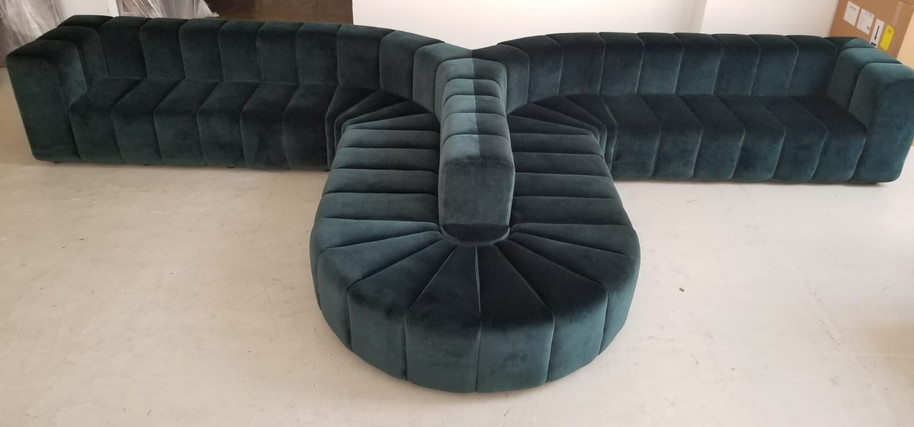 sofa design for adidas