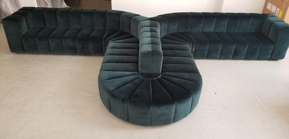 sofa design for adidas