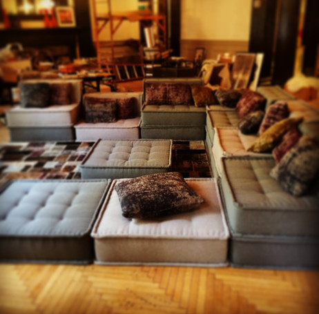 DR.Sofa furniture for WEWORK