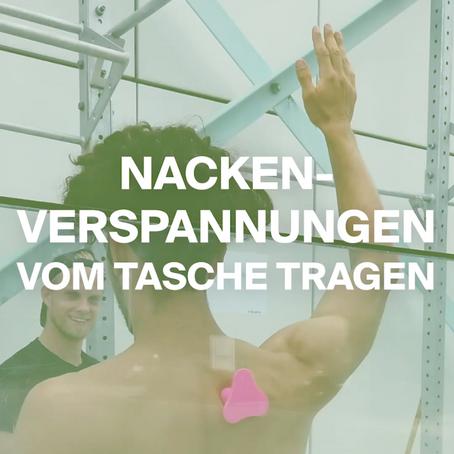 Nackenverspannung? So triggerst du deinen Trapezmuskel!