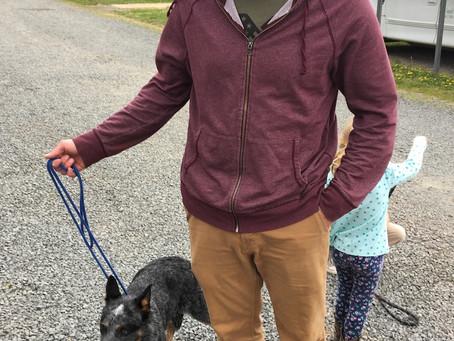 BELLA: New assistant for Good Dog Workshop!