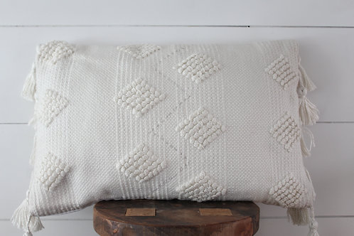 Diamond Indoor/Outdoor Pillow