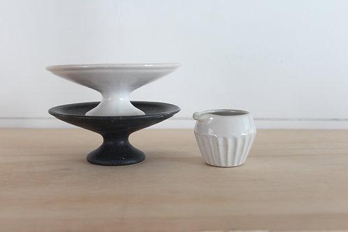 Stoneware Pedestal