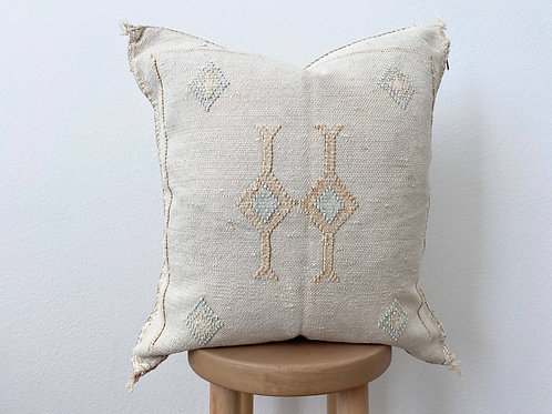 Stone Silk Sabra Pillow