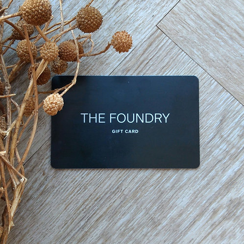 The Foundry Gift Card