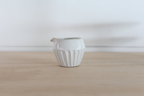 Stoneware Creamer