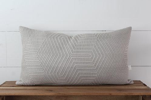 Quilted Lumbar Pillow