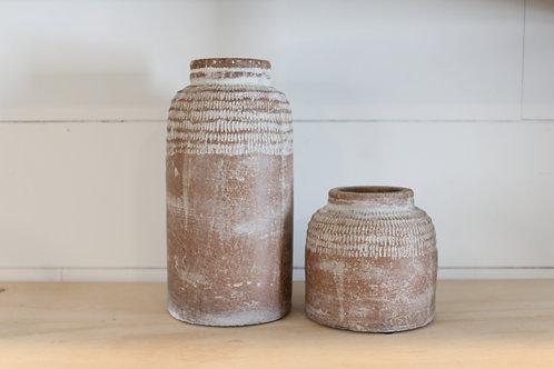 Brio Terracotta Vase