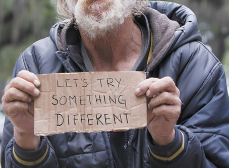 Chronic Homelessness: A New Solution to an Old Problem