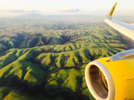 Why the next serious chat in Tourism should be on green travel ??