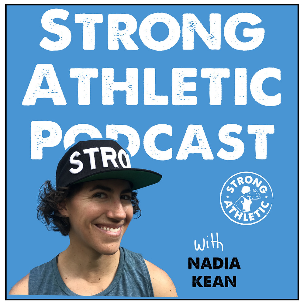 Strong Athletic Podcast Artwork
